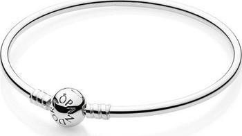 Pandora Pevný stříbrný náramek 590713-19 od 1 439 Kč • Zboží.cz d9183ec7665
