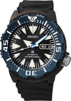 53a72d6de Seiko Prospex - náramkové hodinky s automatickým pohonem a velmi bytelným  pouzdrem. Pánské náramkové hodinky Seiko.