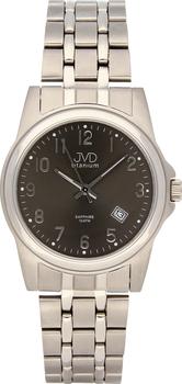 JVD J2005.3. Pánské titanové antialergické vodotěsné hodinky ... de19ed17c9