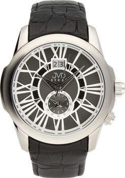 f0a335b00de JVD J1190.2. Pánské vodotěsné retro hodinky ...
