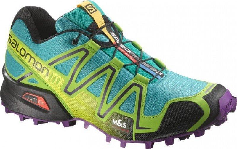 Salomon Speedcross 3 W 15 16 zelené modré 376373 • Zboží.cz 21680a522d7