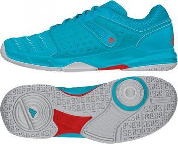 9aededbdc73 Adidas Court Stabil 12 W modré. Dámská halová obuv ...