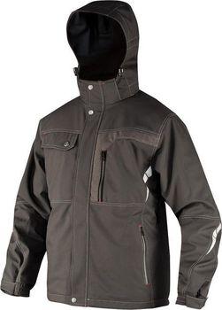 7c073123a82 Zimní zateplená pánská softshellová pracovní bunda Blake od výrobce Ardon.  Vhodná i pro běžné nošení díky příjemně měkkému materiálu a moderního  provedení.