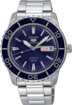 Seiko 5 Automat SNZH53K1. Pánské sportovní hodinky ... b9f0c3ff59