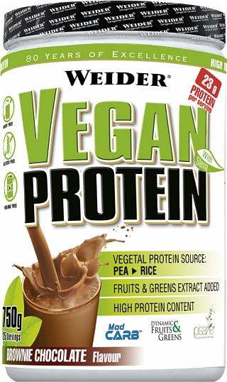 Decathlon weider vegan protein