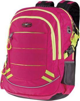 f57ebe67a3c Easy školní batoh Pink and yellow od 635 Kč • Zboží.cz