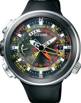 Citizen Promaster BN4035-08E. Speciální sportovní pánské hodinky ... 59aae382a44