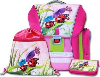 Emipo batohový set Ladybirds od 1 390 Kč • Zboží.cz f80fa72035
