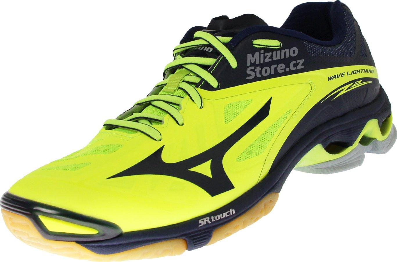 74d4a265619 Mizuno Wave Lightning Z2 V1GA160044 • Zboží.cz