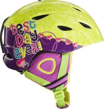 Polly Pocket S Dětská lyžařská helma od 899 Kč • Zboží.cz b4b1ad991f6