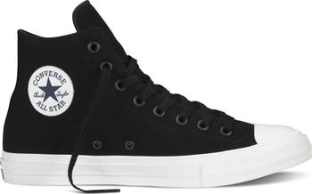 Converse Chuck Taylor II HI černé bílé od 1 097 Kč • Zboží.cz 9a49a293b9