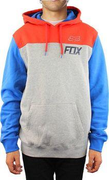 Mikina Fox Latch pullover fleece heather grey • Zboží.cz 67e1edcb6b