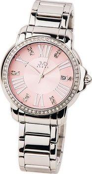 11b113c1591 JVD W33.3. Dámské ocelové náramkové hodinky ...