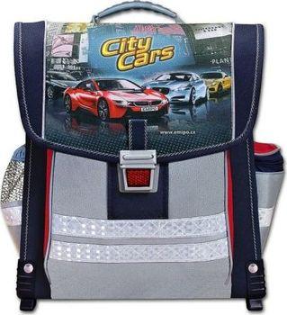 Emipo Školní aktovka City Cars od 1 259 Kč • Zboží.cz b5b1e31a7b