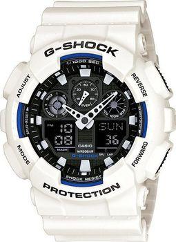 18bda999668 Casio GA 100B-7A. Pánské sportovní hodinky ...