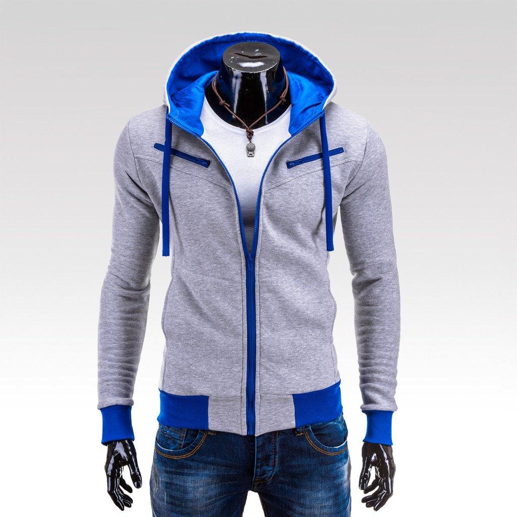 7a417013393 Ombre Clothing Amigo šedá modrá od 799 Kč • Zboží.cz