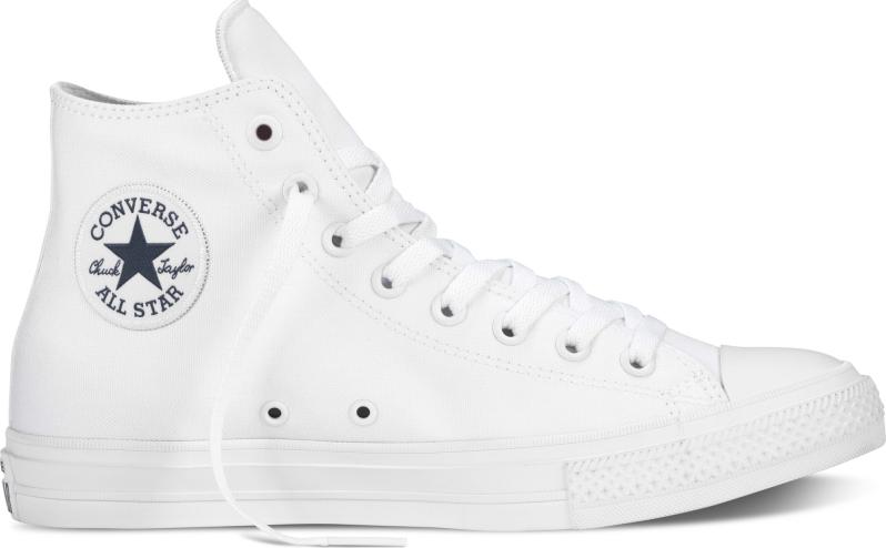 b562ffaeb1c Converse Chuck Taylor II HI bílé bílé od 1 539 Kč • Zboží.cz