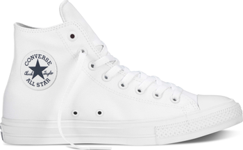 Converse Chuck Taylor II HI bílé bílé od 1 539 Kč • Zboží.cz 6984aff882