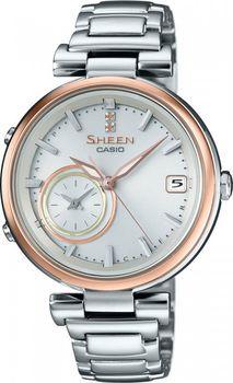 f920db3421 Dámské hodinky Casio Sheen SHB-100SG-7AER jsou velmi elegantní kousek