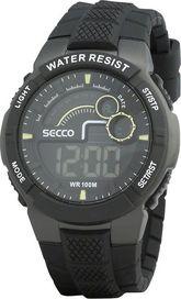 Digitální hodinky Secco • Zboží.cz 2cb4c37f28d