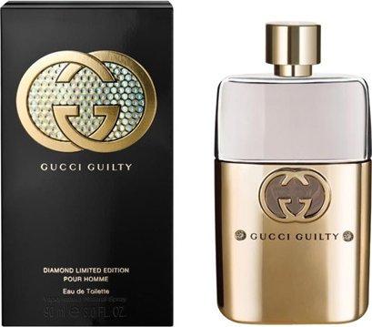 16e58046b9 Gucci Guilty pour homme Diamond M EDT od 1 377 Kč