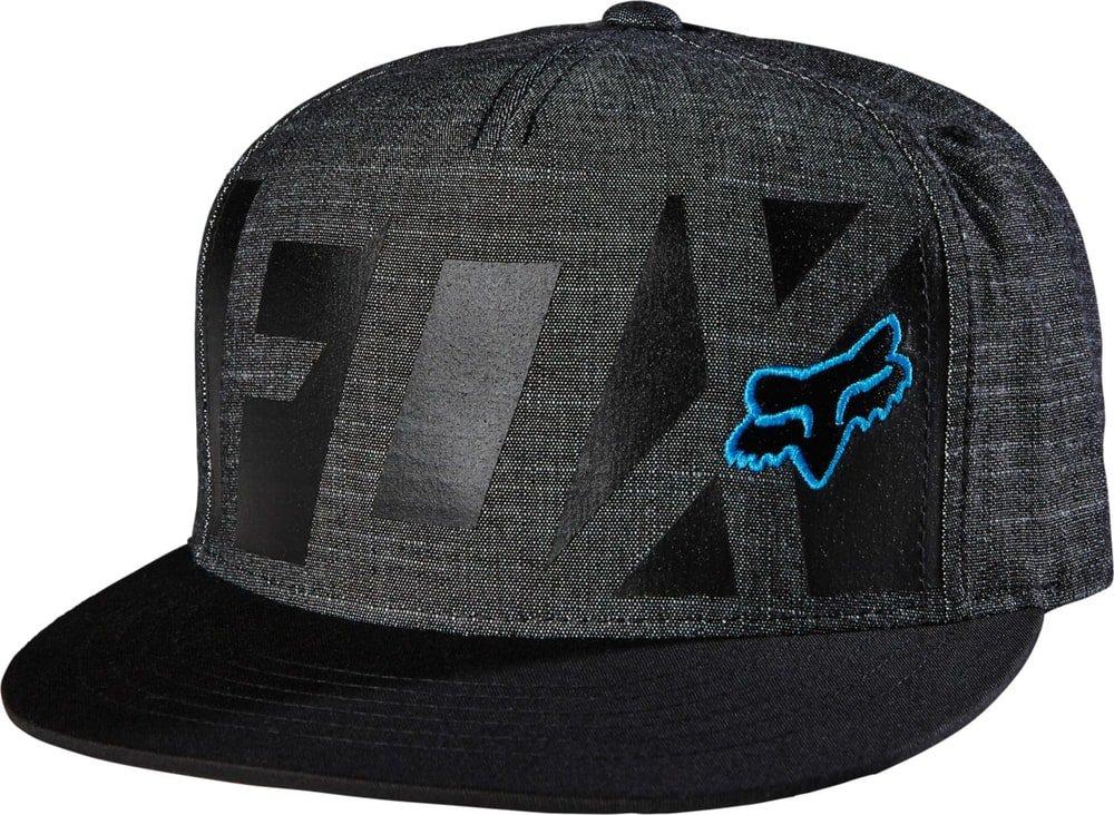 Fox Commotion Snapback Black • Zboží.cz 7bb1a92588