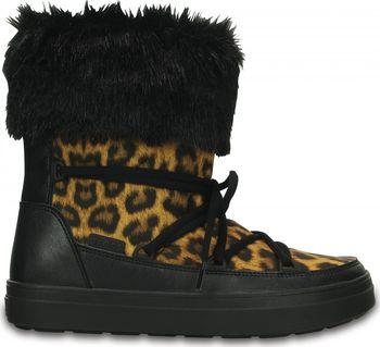 3fa311bec5 Pohodlí a příjemný hřejivý pocit při každém kroku se zimní obuví Crocs  LodgePoint Lace Boot Nylon. Boty Lodge jsou na rozdíl od ostatní těžkopádné  zimní ...