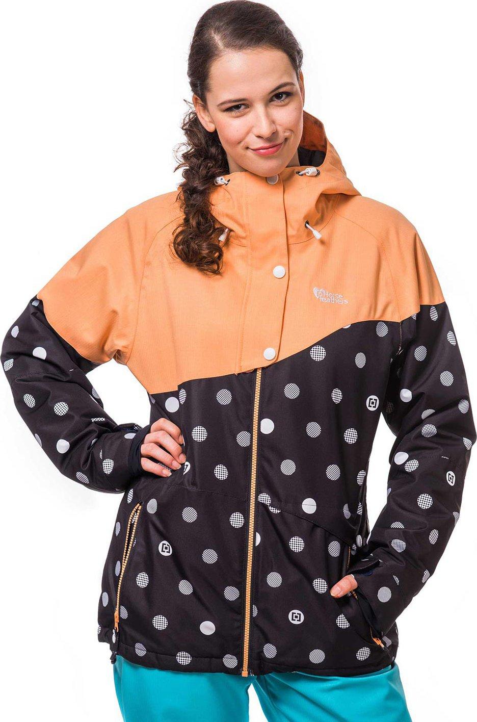 26b571a54 Horsefeathers Coralie black dots | Zboží.cz