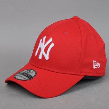 New Era MLB NY Yankees červená bílá od 461 Kč • Zboží.cz 45150fcd25