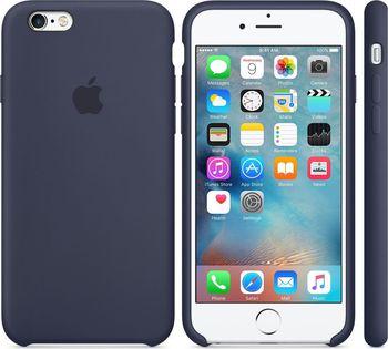 Apple iPhone 6S Silicone Case - Midnight Blue od 619 Kč • Zboží.cz dafe67ef38f