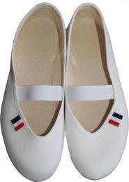 9f3f6ec3935 dětská sálová obuv Sedco cvičky Jarmilky bílé