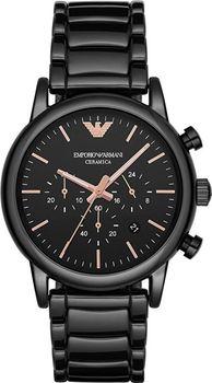51b679211d Přesně to nabízejí pánské hodinky z dílny kultovní módní značky Emporio  Armani.