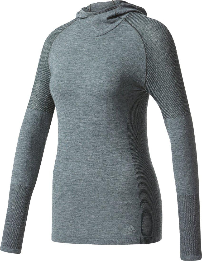 Adidas Pknit Ls Hood W zelená • Zboží.cz e2f1a14bbc