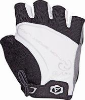 6652d558f7 cyklistické rukavice Author Lady Comfort Gel bílá černá