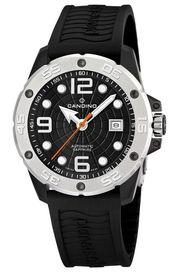 Černé hodinky CANDINO • Zboží.cz b20d5c9266c