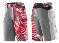 Giant LIV Tangle Baggy Shorts šedé červené M bd861c6f9b