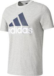 ea49f01e99 pánské tričko adidas Ess Linear Tee šedá