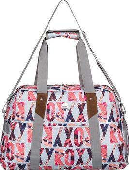 77e256e40 Dámská taška Roxy Sugar It Up je vhodná do města, na cestování nebo do  fitka. Tato taška má boční kapsu na zip do které si můžete uložit boty.