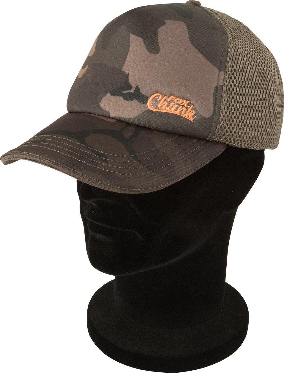 FOX Chunk Camo Mesh Back Baseball Cap od 399 Kč • Zboží.cz 72b26b9d94