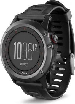 70cc8ce8120 Garmin Fenix 3 Gray. Pod fasádou obyčejně vypadajících hodinek ...