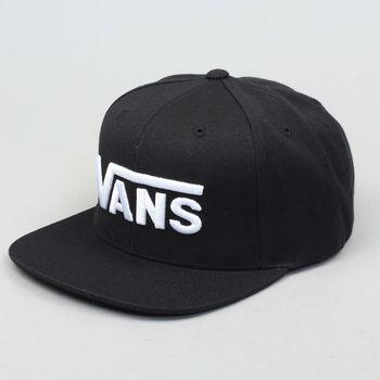 Vans Drop V Snapback Black White od 645 Kč • Zboží.cz 337ecea6f5