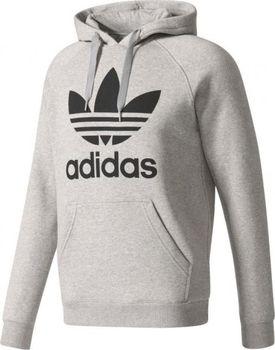 Adidas Originals Trefoil Hoody BK5880 šedá. Klasická pánská mikina ... 82b99f5a91