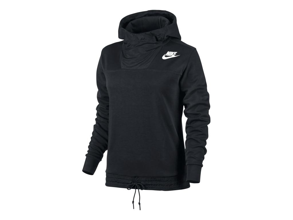 7e72e16121 Nike W NSW AV15 Hoodie Fleece černá od 1 349 Kč