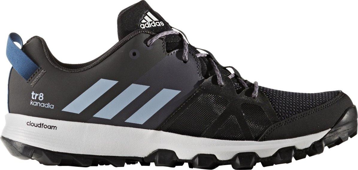 Adidas Kanadia 8 Tr M černá modrá od 1 449 Kč • Zboží.cz 56054d0e142
