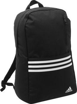 91b511ebef Adidas 3 stripe Versatile Backpack Black White 713002 od 679 Kč ...