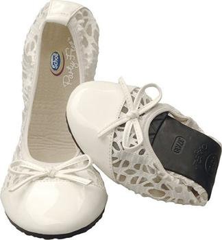 3eaaef849c54 Scholl Pocket Ballerina Premium F254881065 bílé od 547 Kč