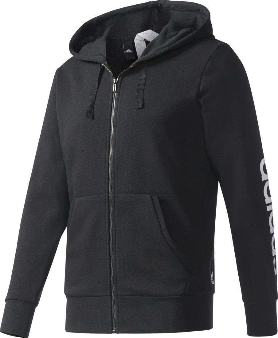 adidas Essentials Linear černá od 407 Kč • Zboží.cz 459e64521b0