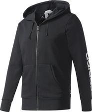 pánská mikina adidas Essentials Linear černá 6333b3144a0