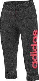 dámské legíny adidas Essentials Linear 3 4 Pant tmavě šedá a9b67ee90b