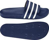 Adidas Adilette tmavě modré e62fe22d2fc
